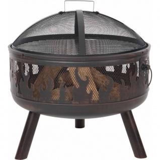 RedFire Feuerkorb Blazer Bronze Stahl