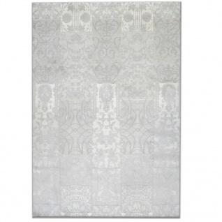 Overseas Teppich Seattle 160x230 cm Rauchgrau