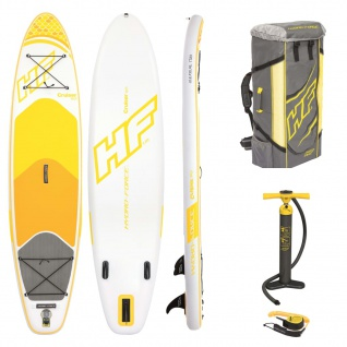 Bestway Hydro-Force Aufblasbares Paddelbrett Set 320 cm Cruiser Tech