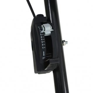 vidaXL Handstreuwagen Salzstreuer PVC und Stahl 106x73x76 cm 45 L - Vorschau 2