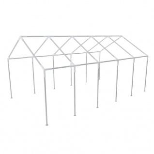 vidaXL Stahlrahmen für Partyzelt 10 x 5 m