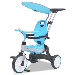 vidaXL Kinder-Dreirad BMW Blau