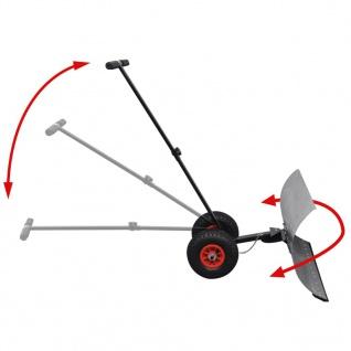 Schneeschaufel mit Rädern - Vorschau 2
