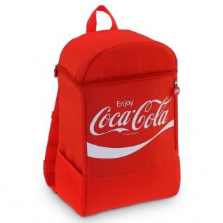 Coca-Cola Tasche Classic Backpack 20 20L