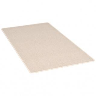 vidaXL Teppich Getuftet 80 x 150 cm Beige - Vorschau 2