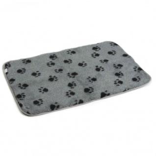 Beeztees Hundematte 89x60 cm Grau 704009