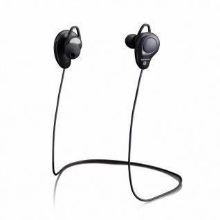 Lenco Bluetooth Kopfhörer EPB-015 Schwarz