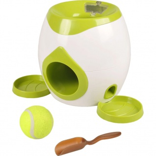 FLAMINGO Interaktives Fetch & Treat Hundespielzeug Wilson 517922