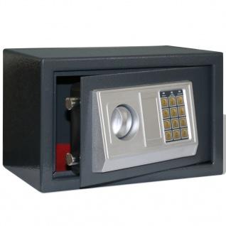 Elektronischer Safe Tresor Dokumententresor 31 x 20 x 20 cm