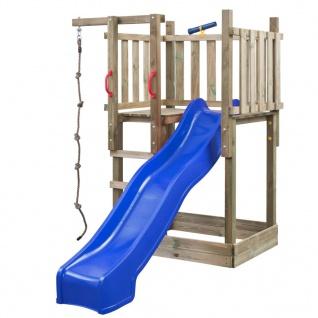 Swing King Spielset Mario Blaue Rutsche 7850028