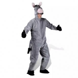 Kostüm Esel Faschingskostüm Karneval XL-XXL