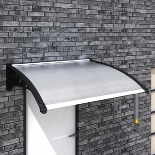 vidaXL Türvordach 120×100 cm