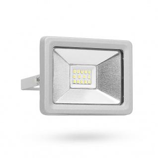 Smartwares LED-Flutlichtstrahler 10 W Grau FL1-DOB10