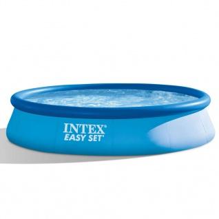 Intex Schwimmbecken Easy Set 396×84 cm 28143NP