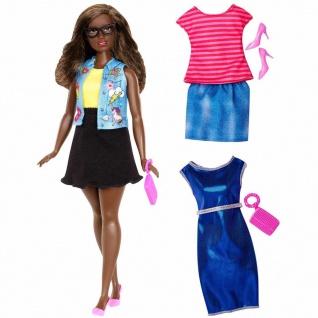 Barbie Fashionistas Puppe Emoji Fun DTF02