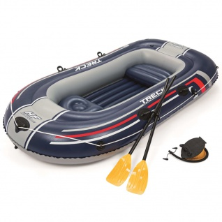 Bestway Hydro-Force Schlauchboot Treck X2 Set 255x127 cm 61068