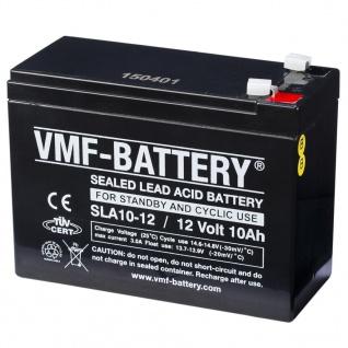 VMF AGM Batterie Standby und Zyklisch 12 V 10 Ah SLA10-12