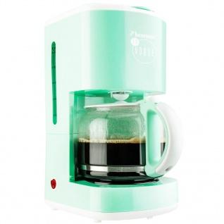 Bestron Kaffeemaschine 1080 W Mint ACM300EVM