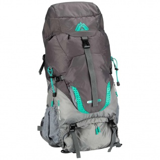 Abbey Outdoor-Rucksack Aero-Fit Sphere 60 L Anthrazit 21QI-AGG-Uni