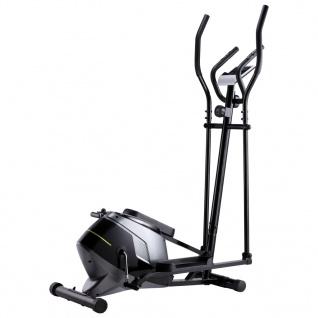 vidaXL Crosstrainer XL Pulsmessung Ellipsentrainer Cardio Ergometer Fitness
