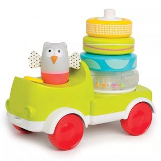 Taf Toys Stapelspielzeug-LKW Crawl 'n Stack 11945
