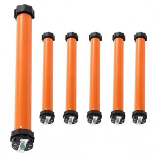 vidaXL Rohrmotoren 6 Stk. 10Nm