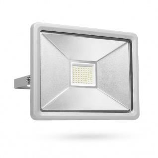 Smartwares LED-Flutlichtstrahler 50 W Grau FL1-DOB50
