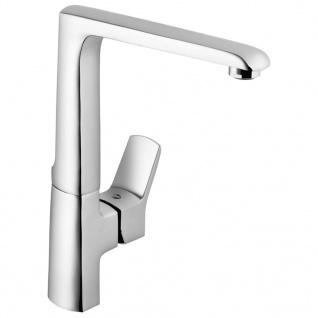Fala Küchen Wasserhahn Soria Messing 75764
