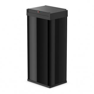 Hailo Abfallbehälter Big-Box Swing Größe XL 52 L Schwarz 0860-241
