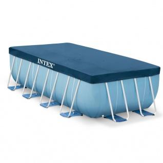 Intex Poolplane Rechteckig 400 x 200 cm 28037