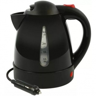 ProPlus Wasserkocher 12 V 1 L Schwarz
