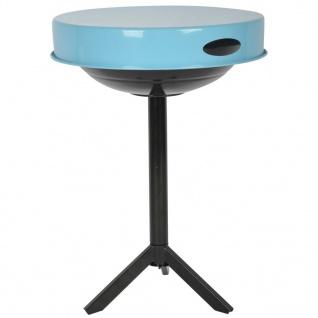 Esschert Design 3in1 Grill und Tisch Karbonstahl Blau FF251