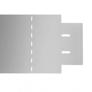 Flexible Rasenkante 20-er Set 100x15 cm Verzinkter Stahl - Vorschau 5
