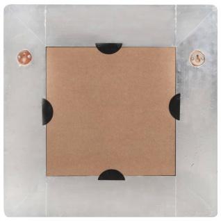 vidaXL Aviator-Spiegel 50x50 cm Metall - Vorschau 3