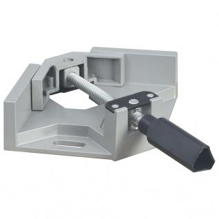 vidaXL Winkelklemme 95 mm Aluminium