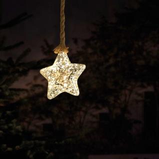 Luxform Ambiente LED-Hängelampe Rope with Star - Vorschau 4