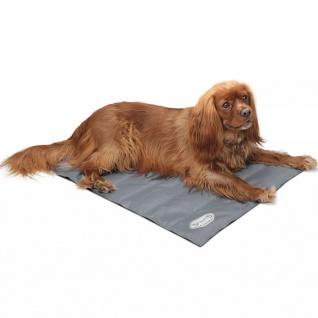 Scruffs & Tramps Kühlmatte für Hunde Grau Größe M 2717 - Vorschau 2