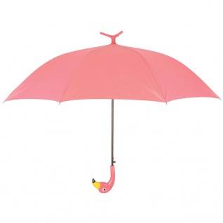 Esschert Design Regenschirm Flamingo 98 cm Pink TP194