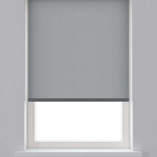 Decosol Rollo Lichtdurchlässig Anthrazit 60 x 190 cm