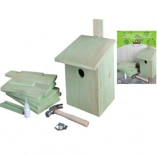 Esschert Design Nistkasten-Bausatz 21, 3x17x23, 3 cm KG52