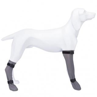 TRIXIE Hunde-Schutzsocke Grau Größe M 19432 - Vorschau 2