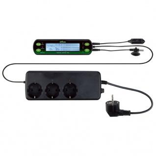 TRIXIE Digitales Thermostat und Hygrostat 16x4 cm 76125