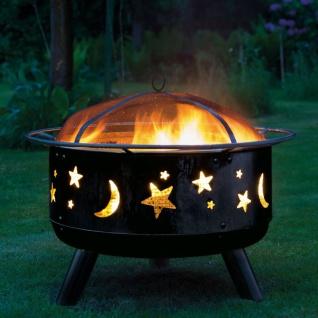 Landmann Feuerstelle Sterne & Mond 11811