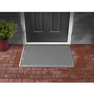 WeatherTech Fußmatte Outdoor 99 x 61 cm Grau ODM1G