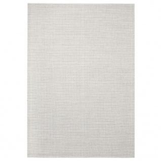 vidaXL Webteppich Sisal-Optik Indoor/Outdoor 160 x 230 cm Grau