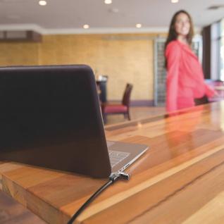 Kensington Laptopschloss mit Schlüssel MicroSaver 2.0 - Vorschau 4