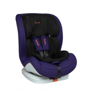 Baninni Autositz Fiero Isofix 1+2+3 Dunkelblau BNCS001-DBL