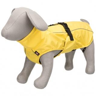 TRIXIE Hunde-Regenmantel Vimy M 45 cm Gelb