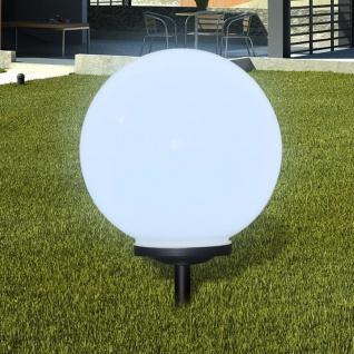 Außenlampe Solarkugel Solarlampe LED Gartenkugel 1 tlg.