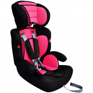 Auto-Kindersitz Kindersitz rosa - Vorschau 3